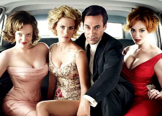 Mad Men Copiar La sexta temporada de Mad Men ya llega a AMC