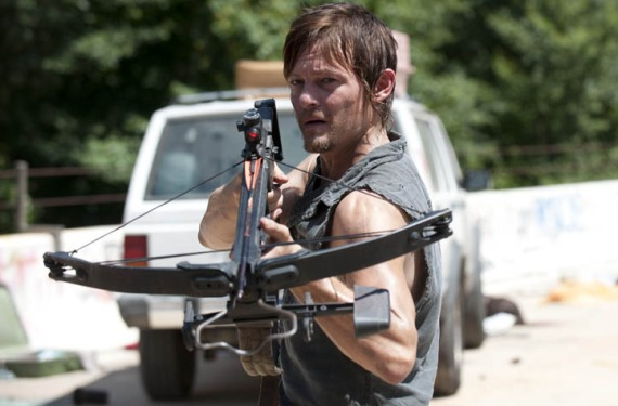 Daryl La Midseason Premiere de The Walking Dead hace historia