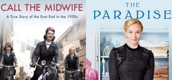 Mediaset Espa%C3%B1a Copiar Call the midwife y The Paradise han sido compradas por el grupo Mediaset España