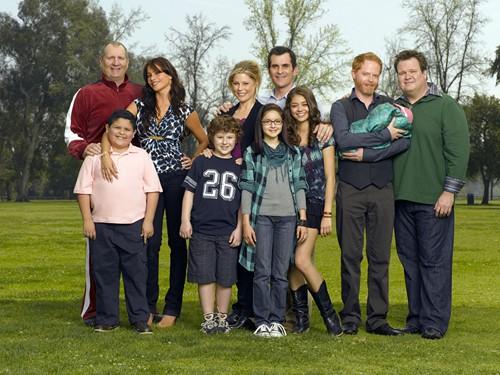 Modern Family Copiar La cuarta temporada de Modern Family mañana en Neox