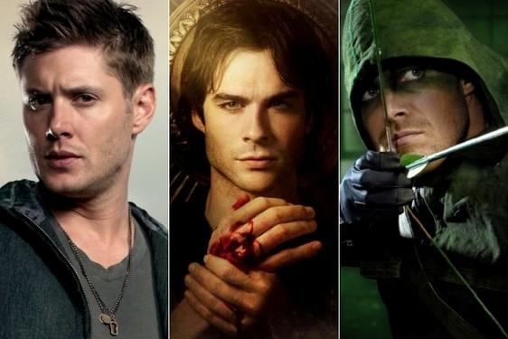 Renovaci%C3%B3n Copiar The Vampire Diaries, Arrow y Sobrenatural ya han sido renovadas