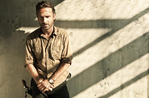 rick 1 Nuevo sneak peek del regreso de The Walking Dead
