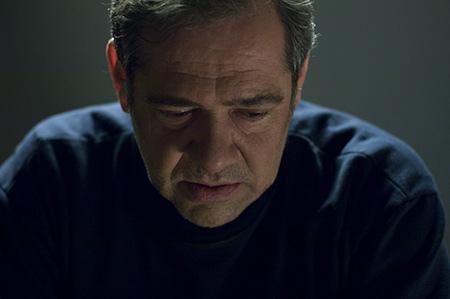 Carlos Kaniowsky  en  'Desaparecida'.