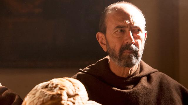 Miguel Rell%C3%A1n actor invitado en el cap%C3%ADtulo de Los misterios de Laura. Los misterios de Laura 2x09: El misterio de la abadía del crimen