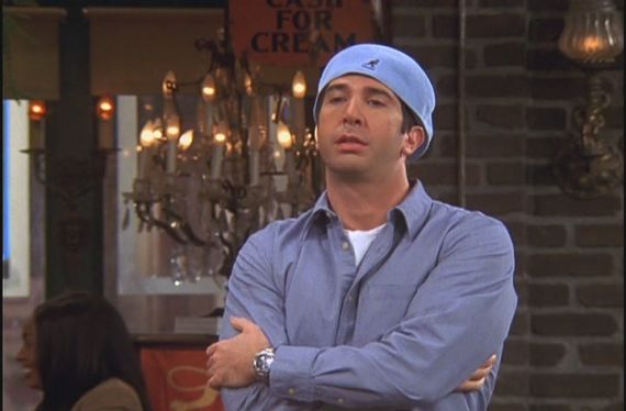 Ross Geller, de Friends