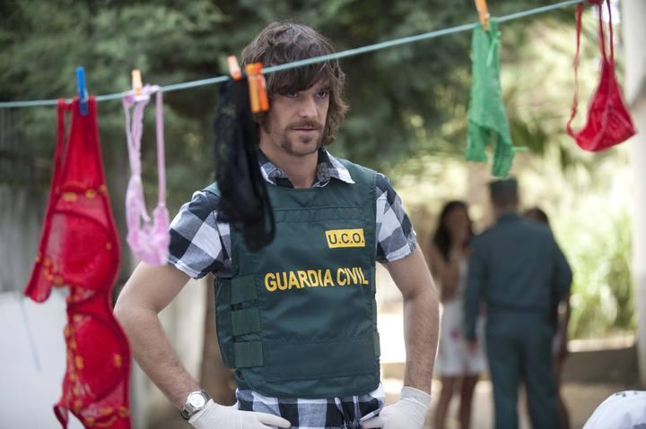 Alfonso Bassave es Pablo Molina en 'UCO. Unidad Central Operativa'.