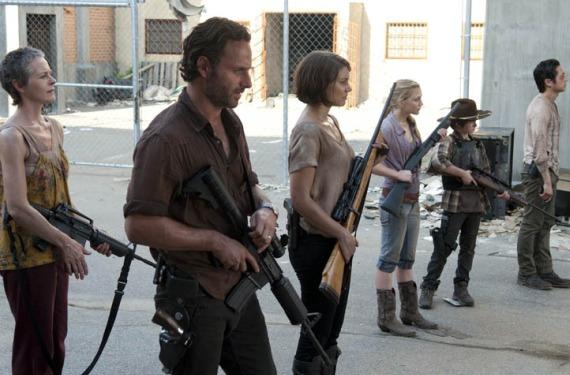 team La cuarta temporada de The Walking Dead ya tiene fecha