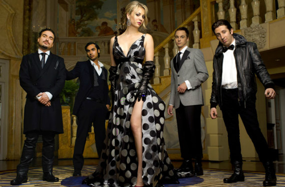 Personajes de Big Bang Theory