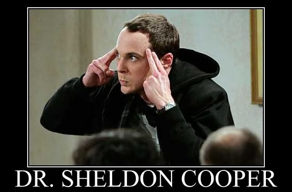 dr sheldon cooper the guy the big b opt The Big Bang Theory: Sheldon
