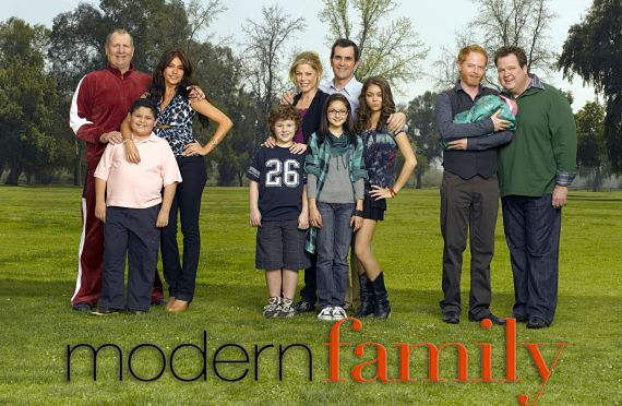 modern family opt Modern Family 4x17: Los mejores hombres