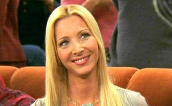 Phoebe en Friends