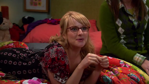 the big bang theory 4x17 bernadette cap 14 opt The Big Bang Theory: Bernadette