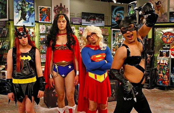 the big bang theory wallpaper tv opt The Big Bang Theory 6x20: El puesto vacante