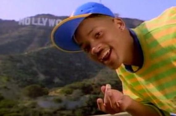will smith opt El Príncipe De Bel Air: Will Smith