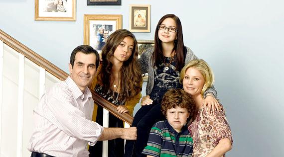 tv modern family03 opt Modern Family 4x20: Flip Flop
