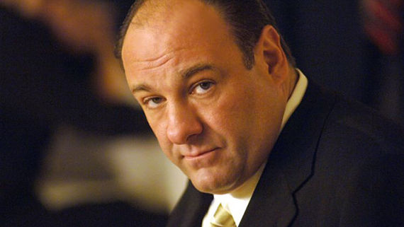 James Gandolfini in his r 016 opt Muere James Gandolfini, actor que interpretaba a Tony Soprano