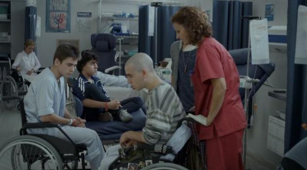 Los Pulseras Rojas se enfrentan en el cap%C3%ADtulo de hoy a un secuestro dentro del propio hospital. Pulseras rojas 2x10, 2x11 y 2x12