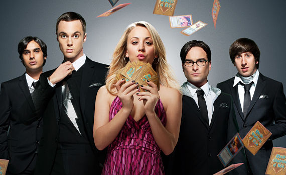 TheBigBangTheory opt The Big Bang Theory 6x23: El hechizo de amor potencial