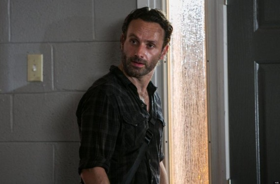 rick Nuevos personajes llegan a The Walking Dead
