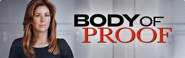 Dana Delyne protagoniza la serie 'El cuerpo del delito'.