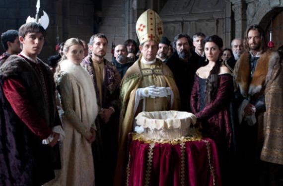 Is1 ¡Albricias! TVE encarga la tercera temporada de Isabel