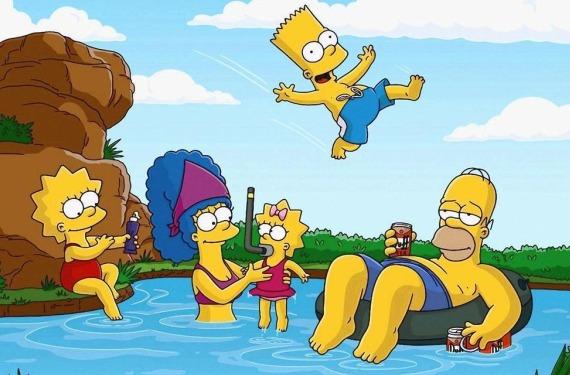 simp Antena 3 emitirá un especial de Los Simpsons