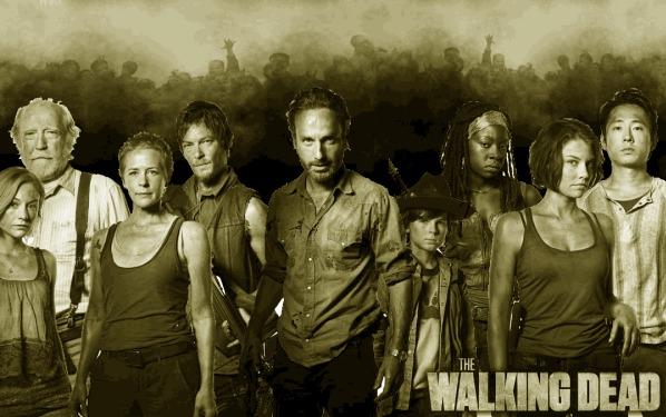 wd The Walking Dead, en español, el 14 de octubre
