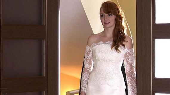 Cristina Castaño (La que se avecina), cameo de esta semana en 'Frágiles'.