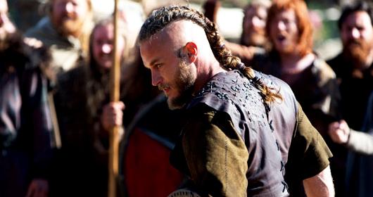 Escena de la serie 'Vikings' que podemos ver esta noche