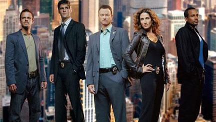 Gary Sinise encabeza el elenco de la serie 'CSI Nueva York'