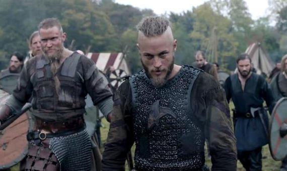 viki Los Vikingos arrasan en Antena 3