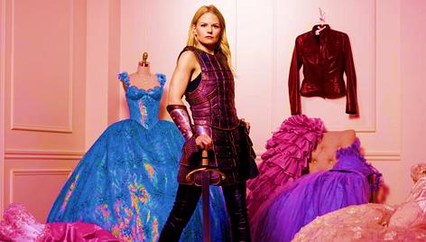 Jennifer Morrison en una escena de la serie 'Érase una vez... (Once upon a time)'.