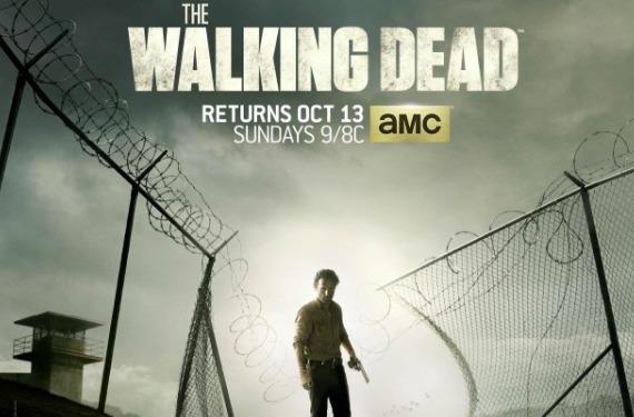 twd Póster de la cuarta temporada de The Walking Dead