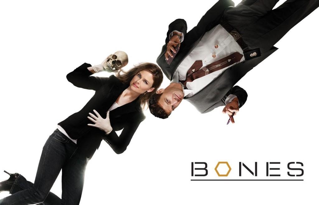 David Boreanaz y Emily Deschanel protagonizan la serie forense Bones . 1024x659 Bones 8x05 y 8x06