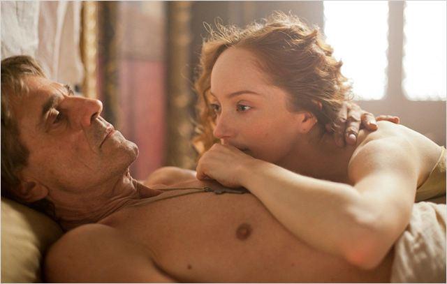 Jeremy Irons en una escena de la serie de %C3%A9poca Los Borgia. Los Borgia 1x01 y 1x02