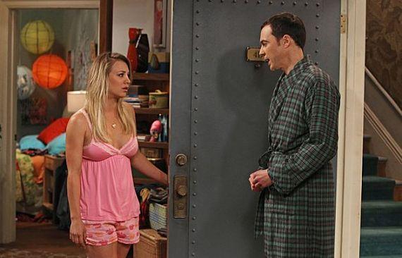 The Big Bang Theory Mucho romance poco Big Bang Critica 7x01 2 opt The Big Bang Theory 7x01