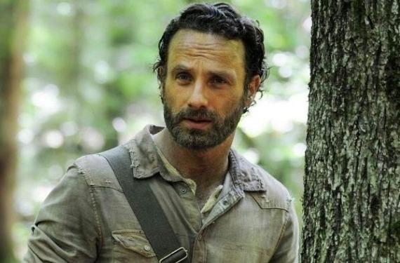 grimes The Walking Dead renueva por una quinta temporada