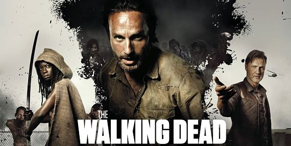 the walking dead opt The Walking Dead calienta motores en internet