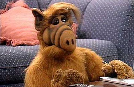 foto 0000000820131025124359 opt opt Alf... ¿El primer extraterrestre protagonista de una serie?