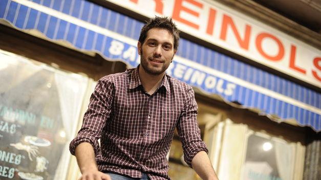 Dani Martínez, uno de los fichajes de la décima temporada de 'Aída'.