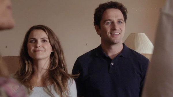 Keri Russell y Matthew Rhys encabezan el reparto de la serie 'The Americans'.
