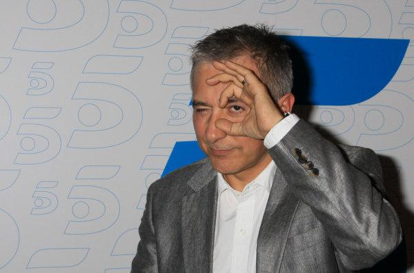 El presentador Javier Sardá fichará por la cadena de televisión de Antena 3