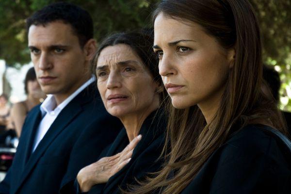 """Paula Echevarría cambia la serie """"Gran Reserva"""" y empieza una pelicula, «Vulnerables»."""