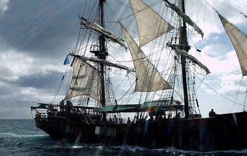 Telecinco estrena con gran éxito la serie Piratas