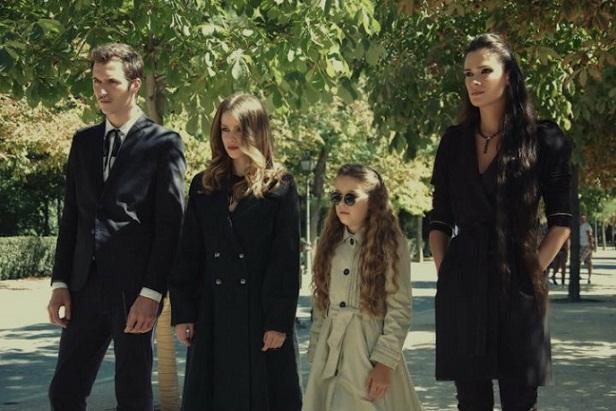 Telecinco estrenara el martes 17 la nueva temporada de serie de vampiros Angel o Demonio