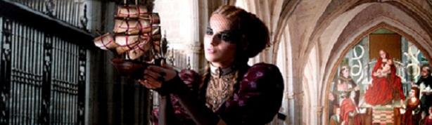 Televisión española prepara su nueva serie sobre Isabel la Católica.