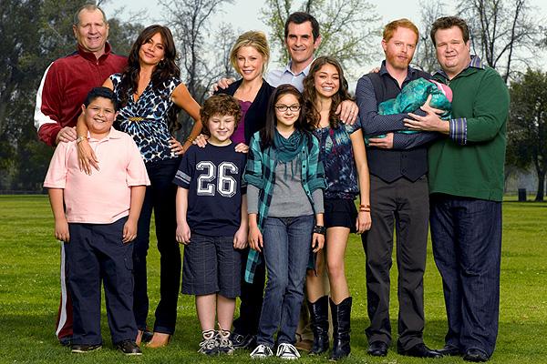 Llega Modern Family a las noches de Antena 3