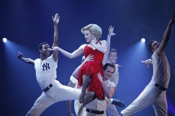 Nueva serie de estreno en la NBC, gran musical sobre la vida de Marilyn Monroe