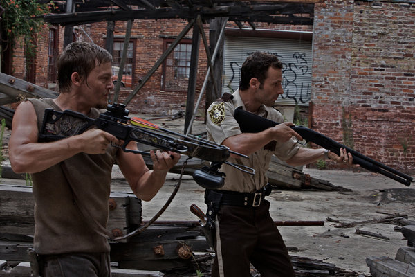 Tendremos 'The Walking Dead' para rato