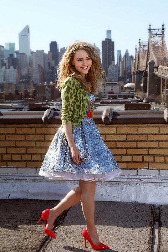 ¿Quién es esta it girl neoyorkina?